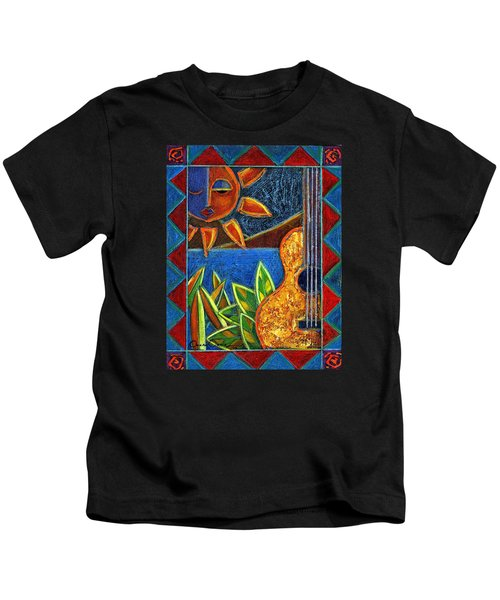 Hispanic Heritage Kids T-Shirt