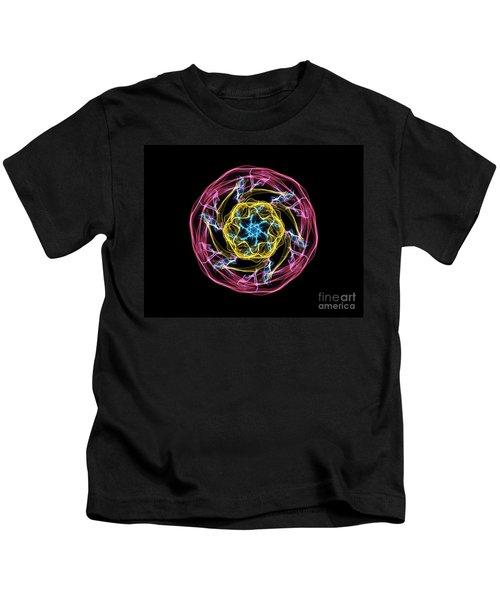 Hj-whisp Flower Kids T-Shirt