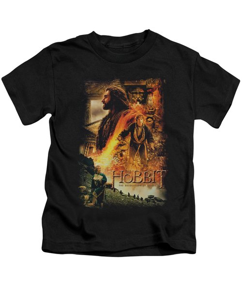 Hobbit - Golden Chamber Kids T-Shirt