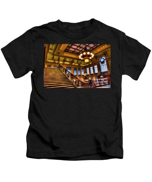 Hoboken Terminal Kids T-Shirt
