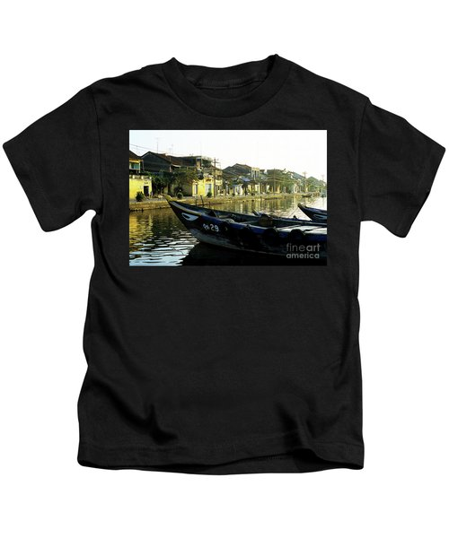 Hoi An Dawn 02 Kids T-Shirt