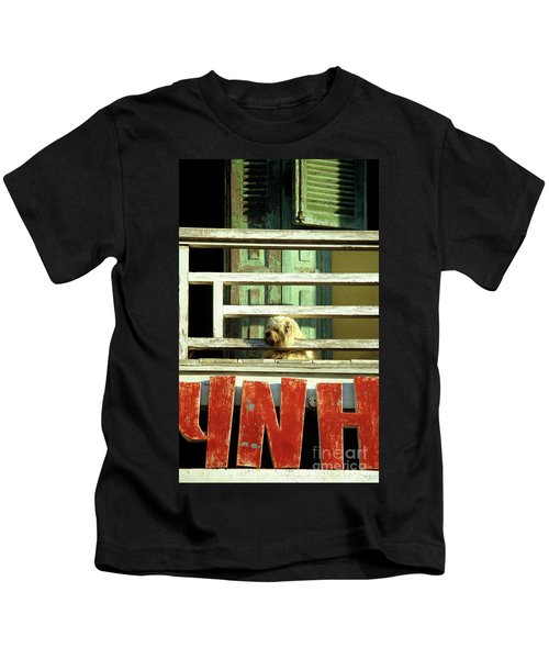 Hoi An Dog 01 Kids T-Shirt