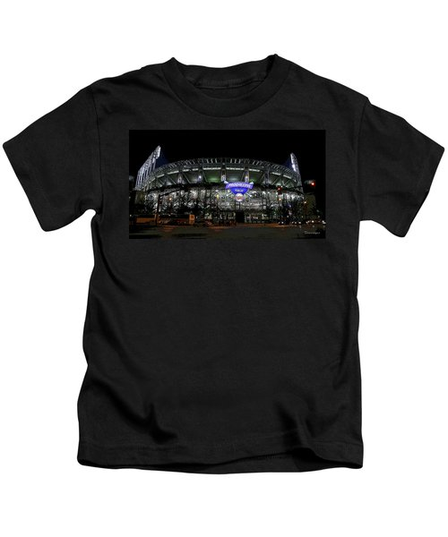Home Of The Cleveland Indians Kids T-Shirt