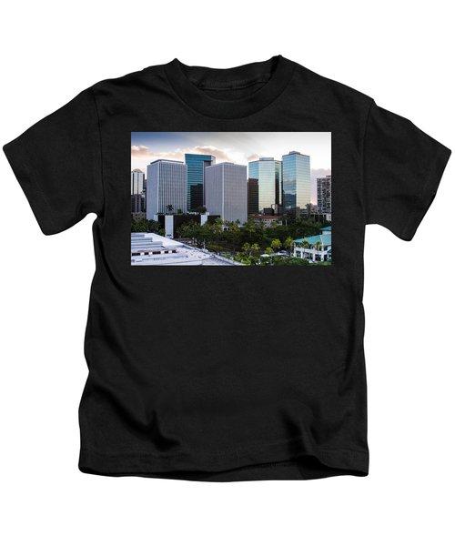 Honolulu Kids T-Shirt