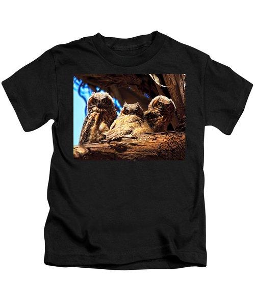 Hoo Are You Kids T-Shirt