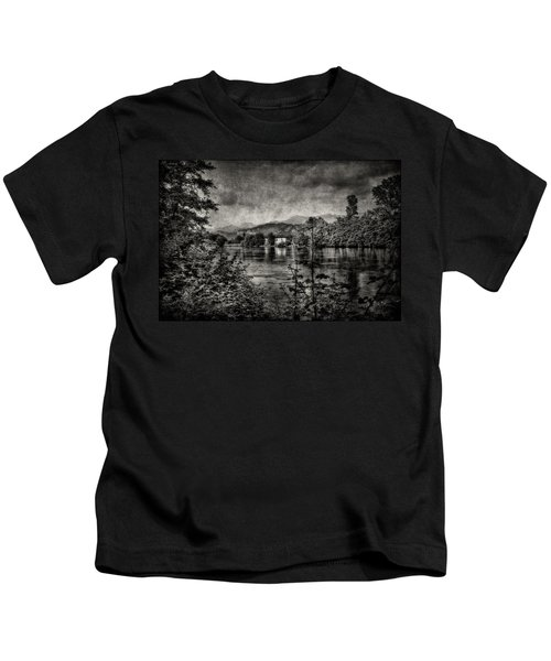 House On The River Kids T-Shirt