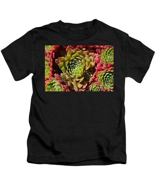 Houseleek Group Kids T-Shirt