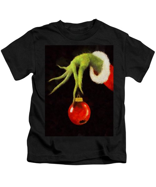How The Grinch Stole Christmas Kids T-Shirt