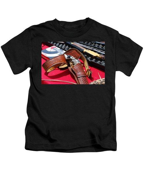 Howdy Partner Kids T-Shirt