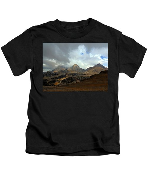 Hurricane Pass Kids T-Shirt