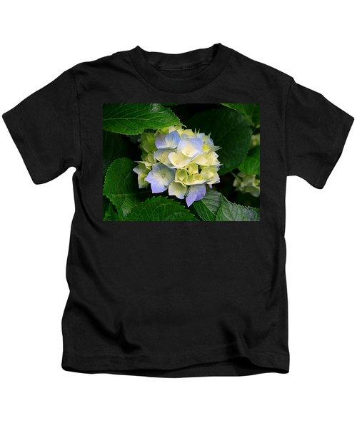 Hydrangeas Kids T-Shirt