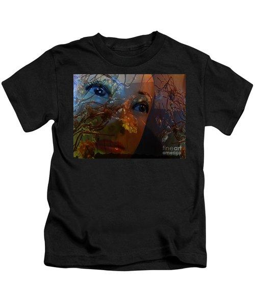I Feel The Autumn Kids T-Shirt