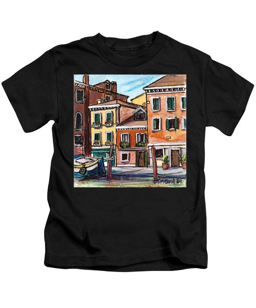 I Parked Out Front Kids T-Shirt