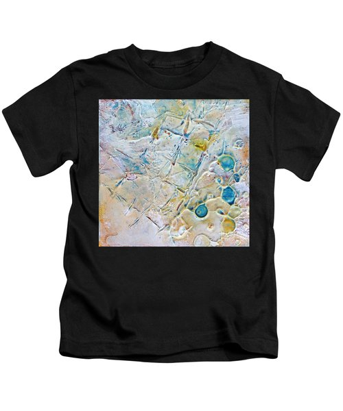 Iced Texture I Kids T-Shirt