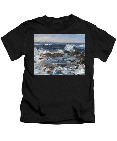 I'll Have A Water On The Rocks Please Kids T-Shirt