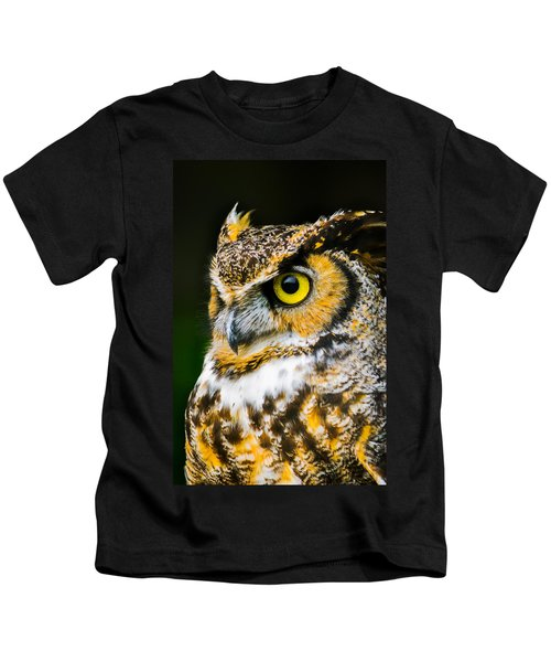 In The Eyes Kids T-Shirt