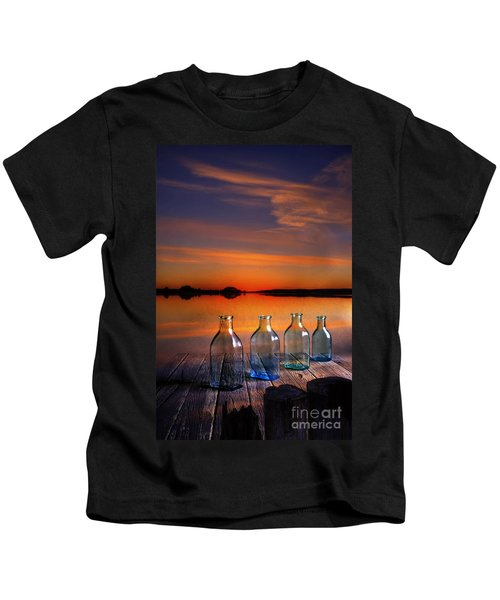 In The Morning At 4.33 Kids T-Shirt