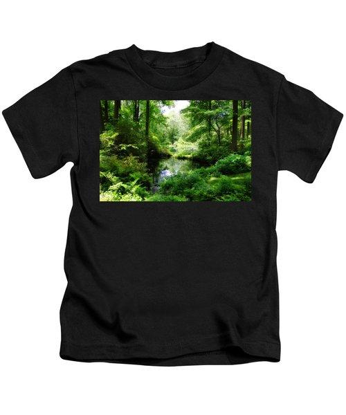 In The Stillness Kids T-Shirt