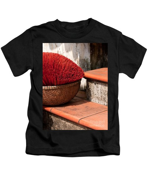 Incense 08 Kids T-Shirt