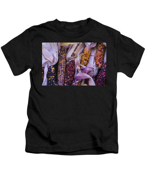 Indian Corn Harvest Kids T-Shirt