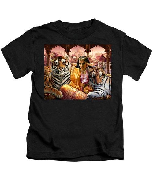 Indian Princess Kids T-Shirt