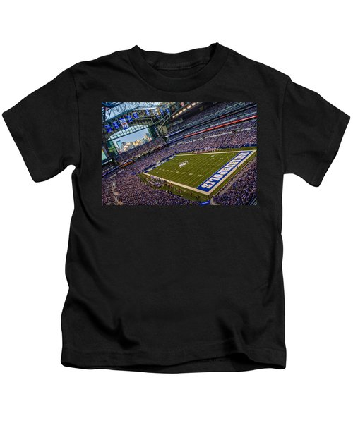 Indianapolis And The Colts Kids T-Shirt