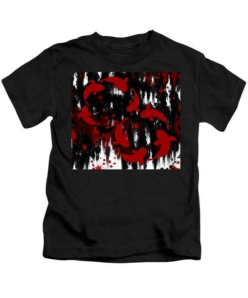 Infinite Happiness Kids T-Shirt