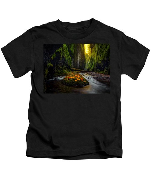 Inner Sanctum  Kids T-Shirt