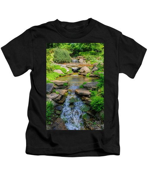 Inniswood Metro Park Photo Kids T-Shirt