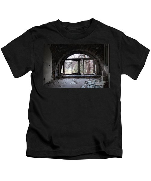 Inside Looking Out Kids T-Shirt