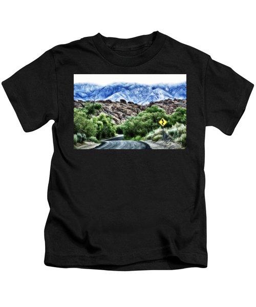 Into The Alabamas Kids T-Shirt