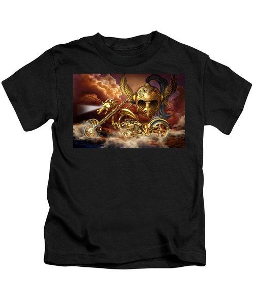 Iron Dragon Kids T-Shirt