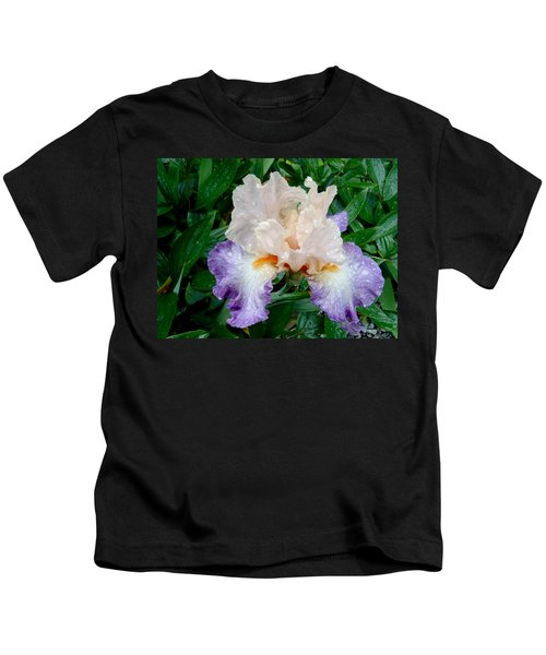 Irresistible Iris Kids T-Shirt
