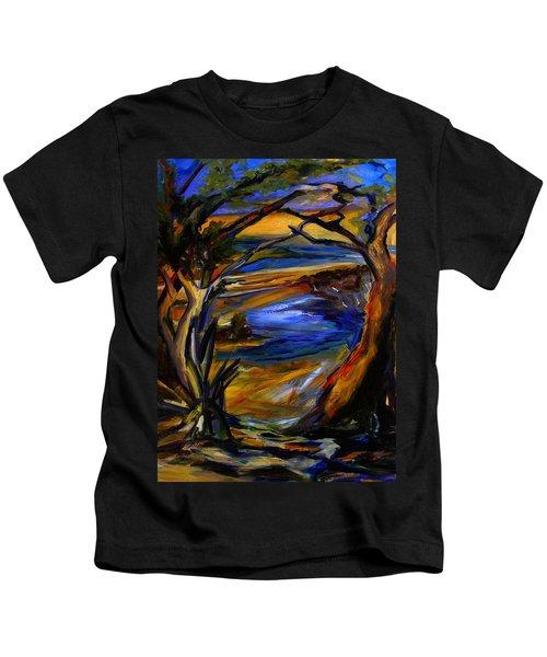 Island Waters St. Kitts Kids T-Shirt