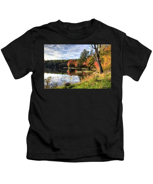 Jamie's Pond Kids T-Shirt