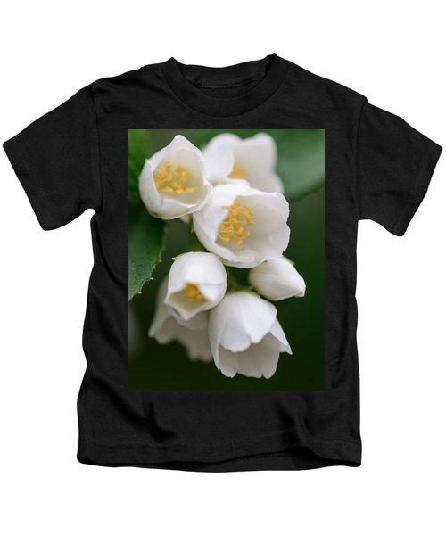 Jasmin Flowers Kids T-Shirt
