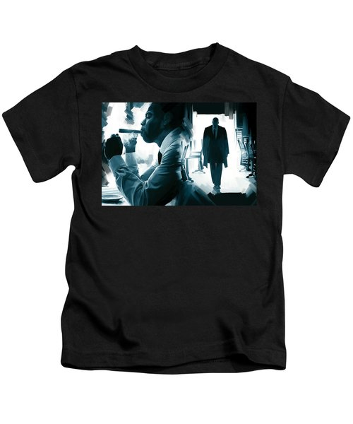 Jay-z Artwork 3 Kids T-Shirt
