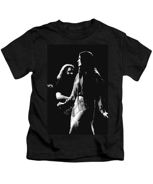 Jerry And Donna Godchaux 1978 A Kids T-Shirt