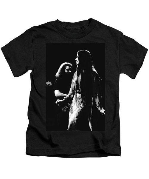 Jerry And Donna Godchaux 1978 Kids T-Shirt
