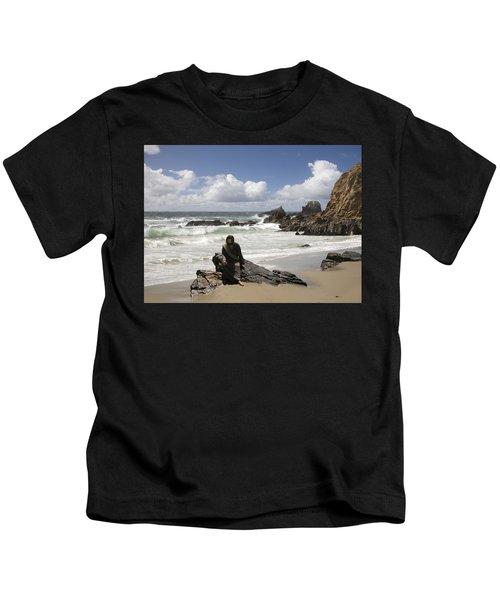 Jesus Christ- Make Time For Me I Miss You Kids T-Shirt