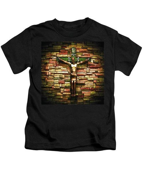 Jesus Is His Name Kids T-Shirt