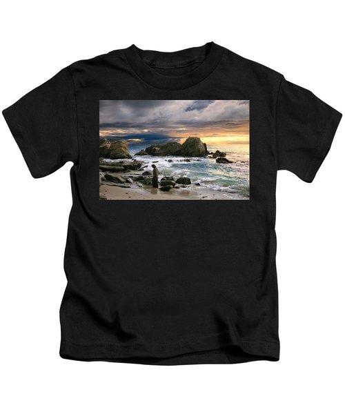 Jesus' Sunset Kids T-Shirt