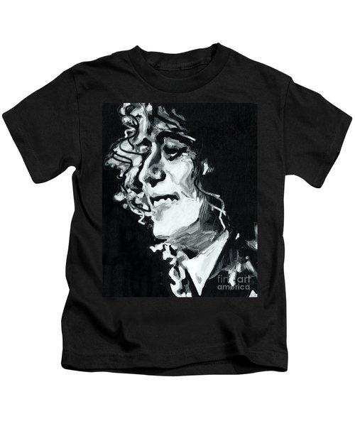 Jimmy Page - Magic Riff Mastermind Kids T-Shirt