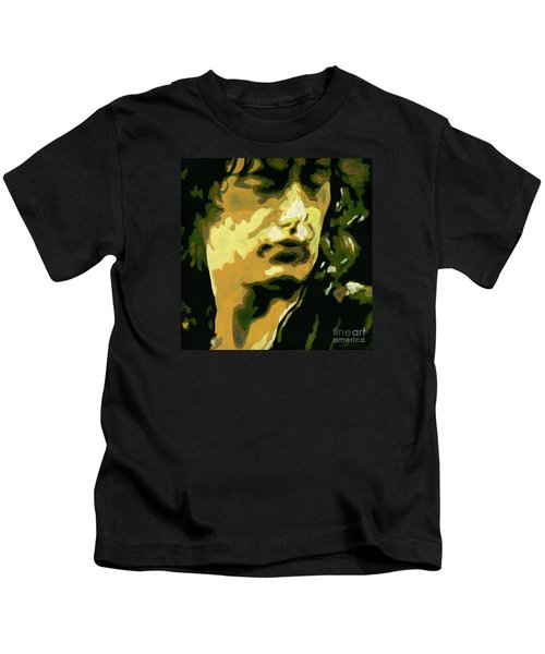 Jimmy Page. Magic Riffs Kids T-Shirt