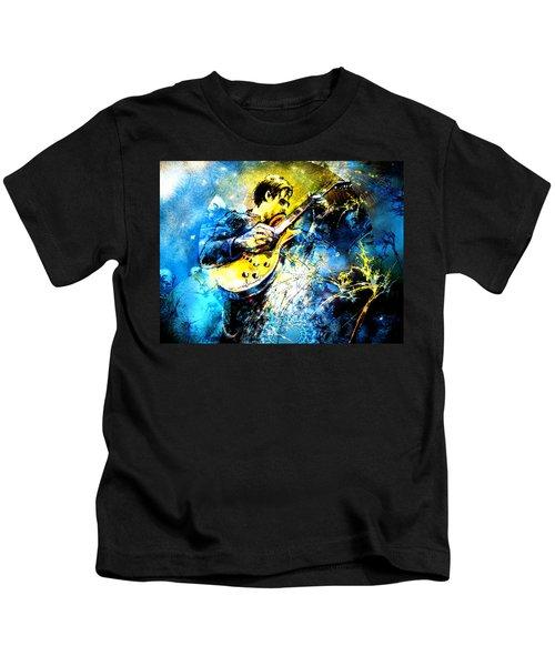 Joe Bonamassa 01 Bis Kids T-Shirt