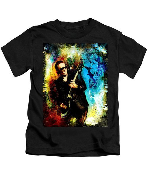 Joe Bonamassa Madness Kids T-Shirt