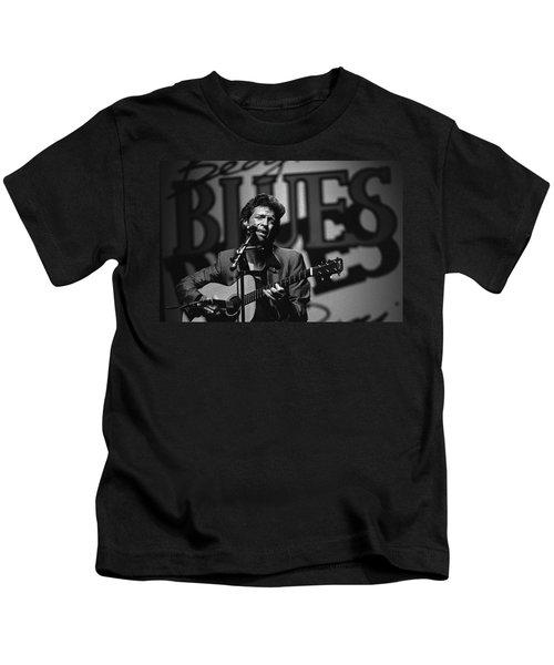 John Hammond Blues Kids T-Shirt