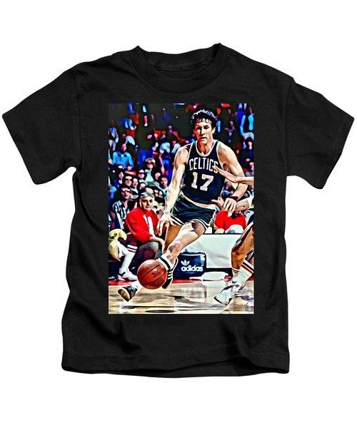John Havlicek Kids T-Shirt