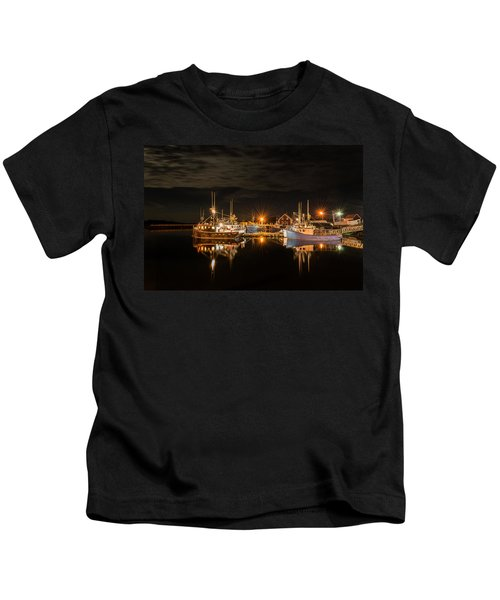John's Cove Reflections - Revisited Kids T-Shirt
