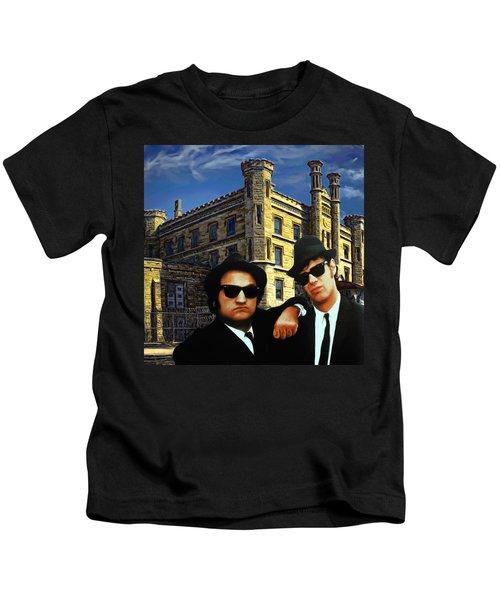 Joliet Class Of 1978 Kids T-Shirt